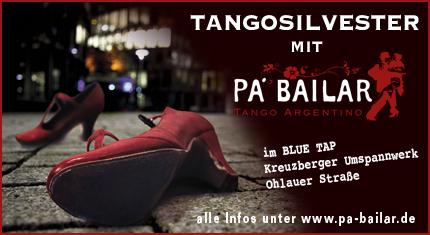 Susanne von Strauch: Tangokultur - Anzeige - Tanzschuh auf Straßenpflaster