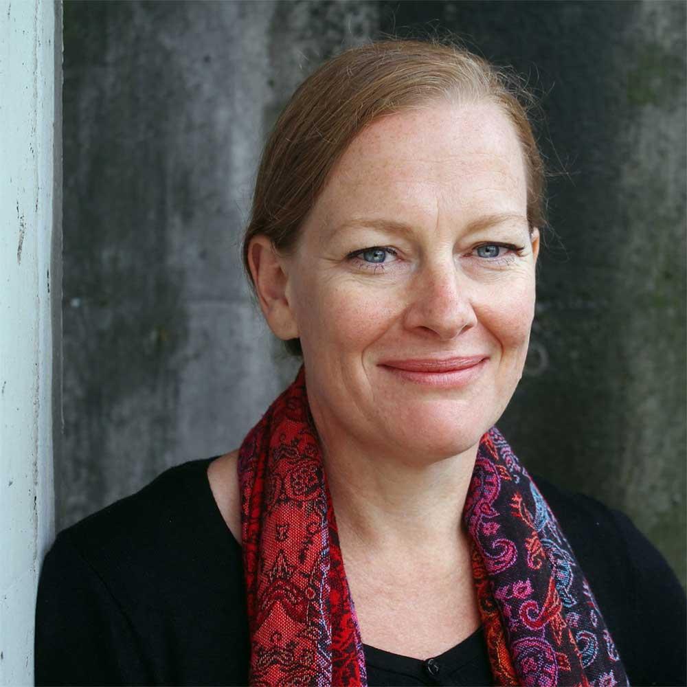 Susanne von Strauch - Portrait